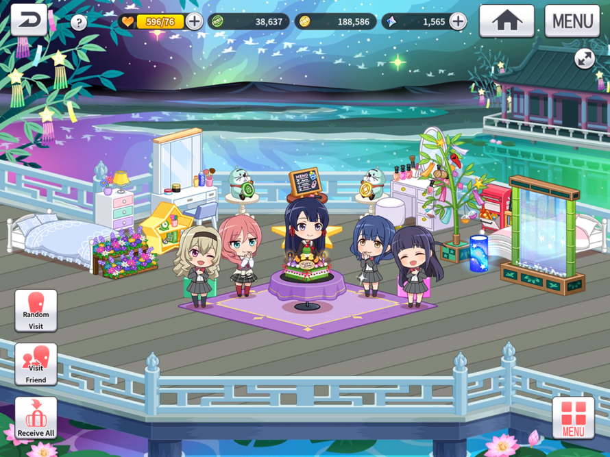Happy Birthday, Tamao Tomoe