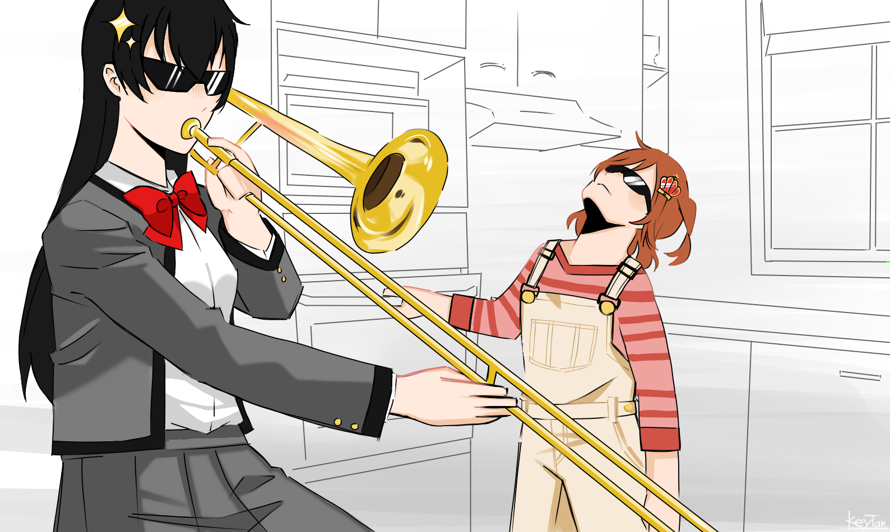 When Mamahiru isn't home.