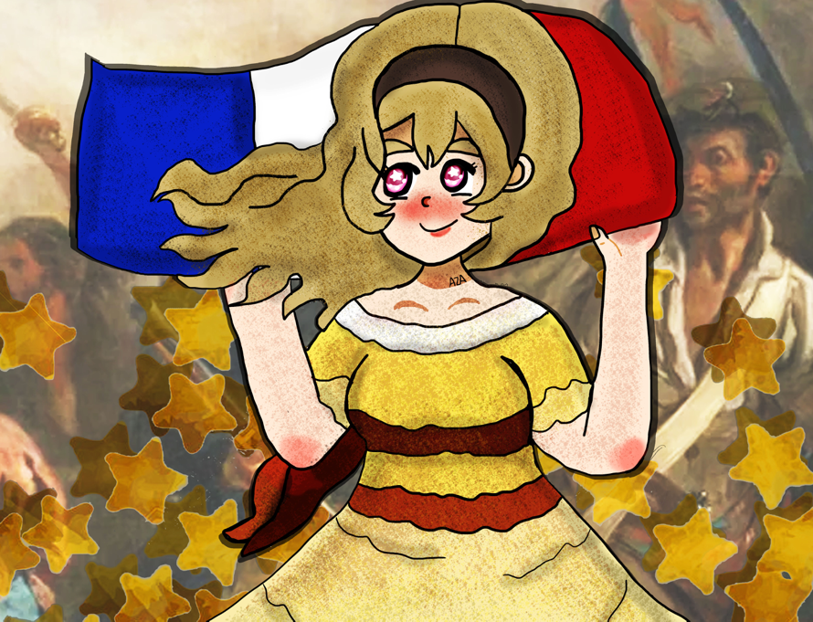 «VIVE LA FRANCE! 🇨🇵✨✨✨»