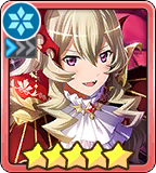 ★★★★ Snow Saijo Claudine Dracula - ★★★★★ Rank 2