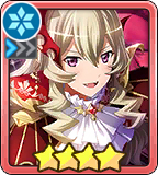 ★★★★ Snow Saijo Claudine Dracula - ★★★★ Rank 2