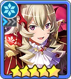 ★★★★ Snow Saijo Claudine Dracula - ★★★★★ Rank 1