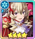 ★★★★ Snow Saijo Claudine Dracula - ★★★★ Rank 7