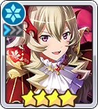 ★★★★ Snow Saijo Claudine Dracula - ★★★★ Rank 3