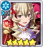 ★★★★ Snow Saijo Claudine Dracula - ★★★★★ Rank 3