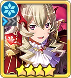 ★★★★ Snow Saijo Claudine Dracula - ★★★★ Rank 5
