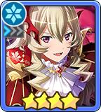 ★★★★ Snow Saijo Claudine Dracula - ★★★★ Rank 1