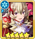 ★★★★ Snow Saijo Claudine Dracula - ★★★★★ Rank 5